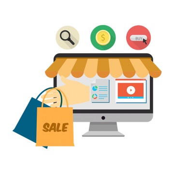 Online Shopping Png, Vector, PSD, and Clipart With Transparent.