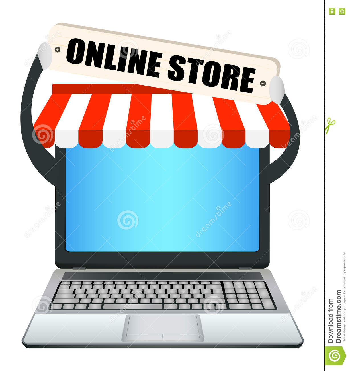 Online store clipart 1 » Clipart Station.