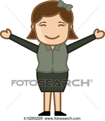 Open arms clipart 7 » Clipart Station.