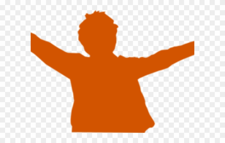 Open Arms For A Hug Clipart (#1019797).