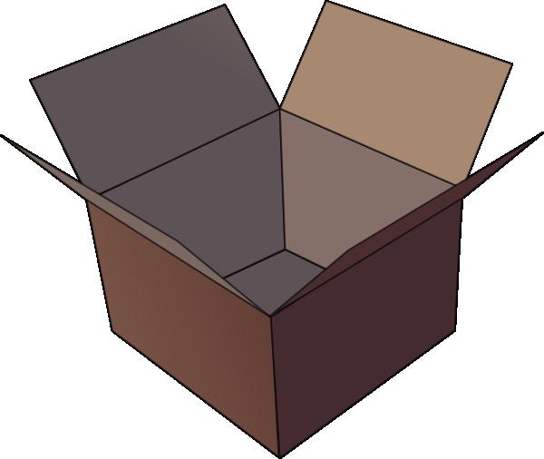 Open Box Clip Art at Clker.com.