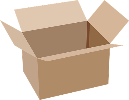 Open box clipart 3 » Clipart Station.