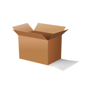 Open Box clipart, cliparts of Open Box free download (wmf, eps, emf.
