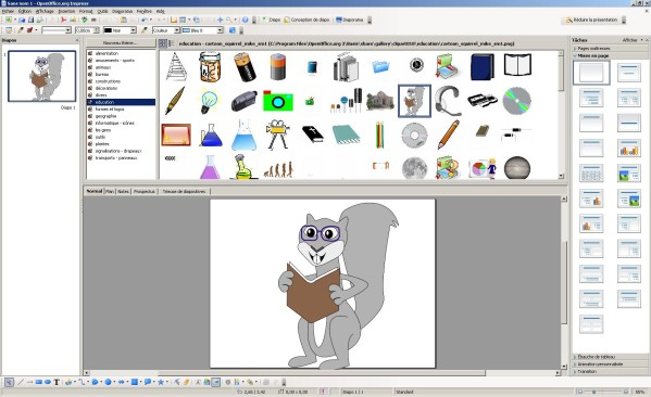 Download clipart openoffice for your project.