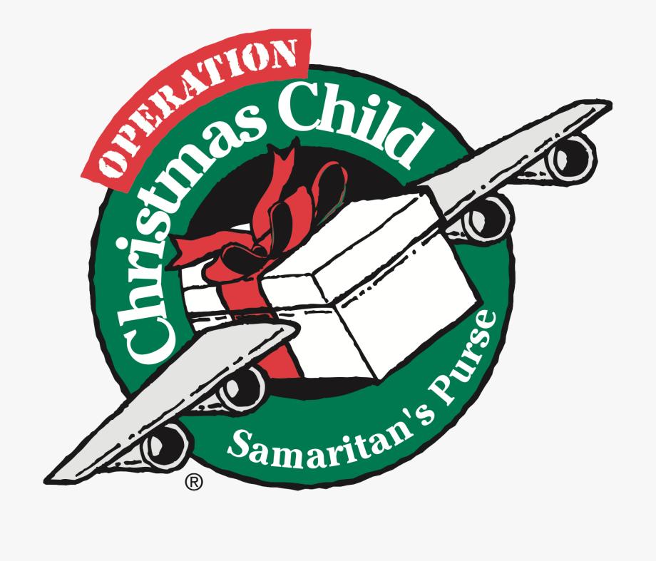 Operation Christmas Child Clip Art.