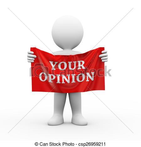 Opinion clipart 4 » Clipart Portal.