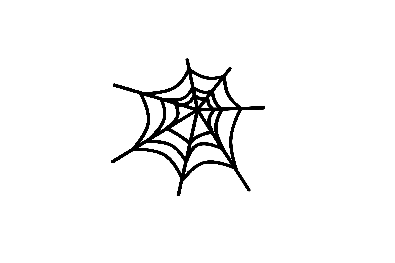Clipart spider web clipart clipartcow.