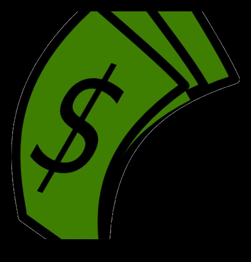 Cash Clipart Science Wad Of Clip Art Transparent Png.