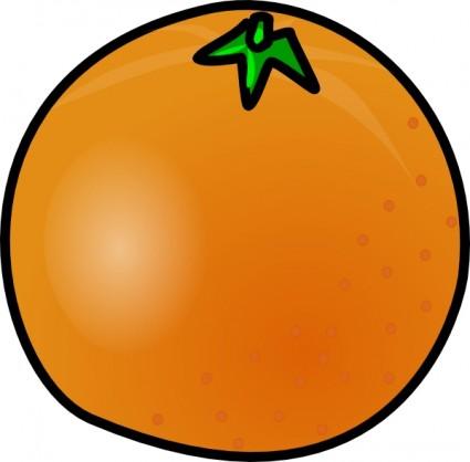 Clipart Orange.
