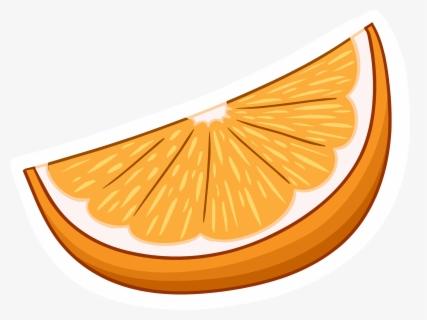 Free Orange Slice Clip Art with No Background.