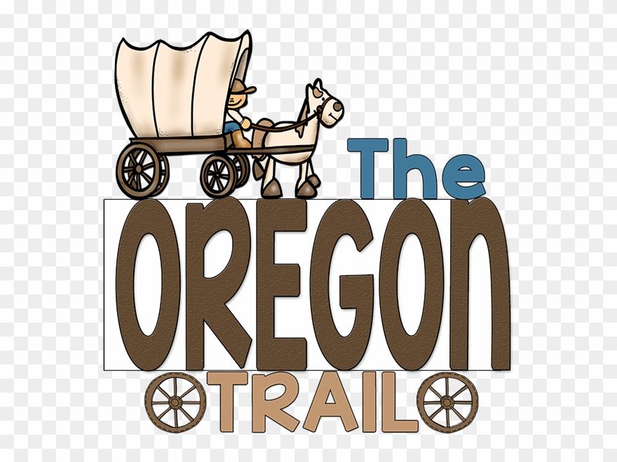 This Oregon Trail Flip Flap Book Is An Engaging And Clipart.
