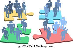 Organization Clip Art.