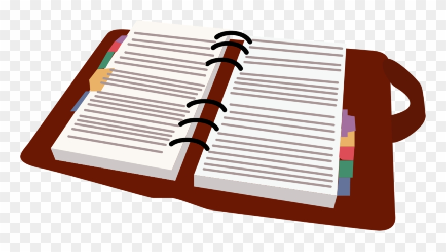 Personal Organizer Computer Icons Plan Download Diary.