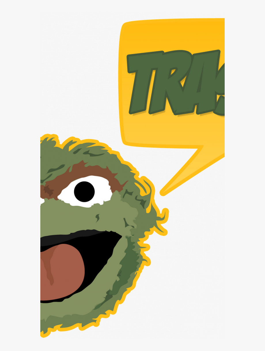 Oscar The Grouch Wallpapers.