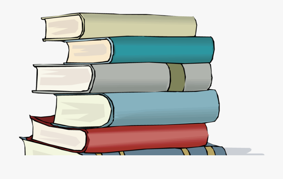 Clipart Of Books.