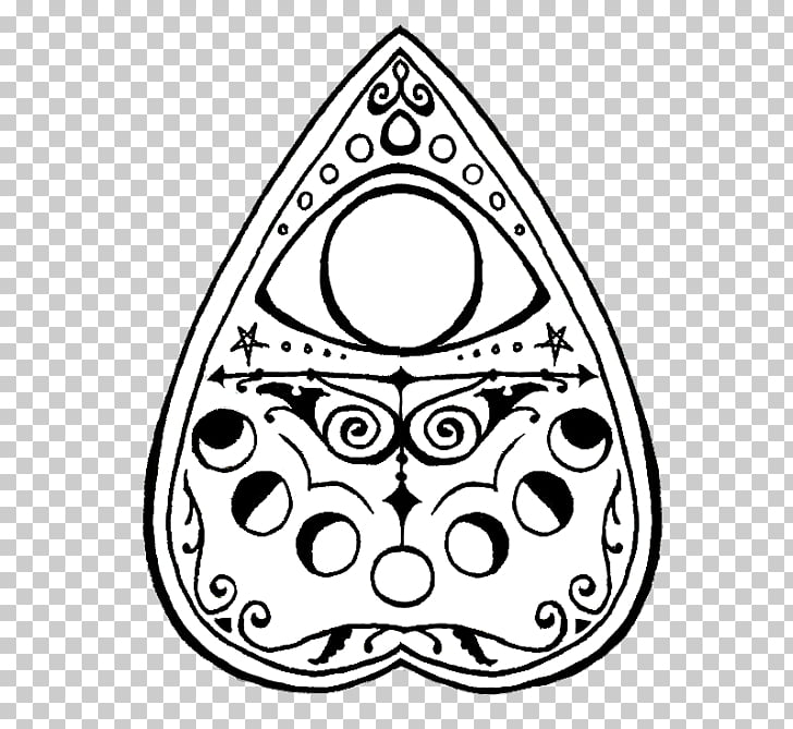 Planchette Ouija Art Divination Occult, Ouija PNG clipart.