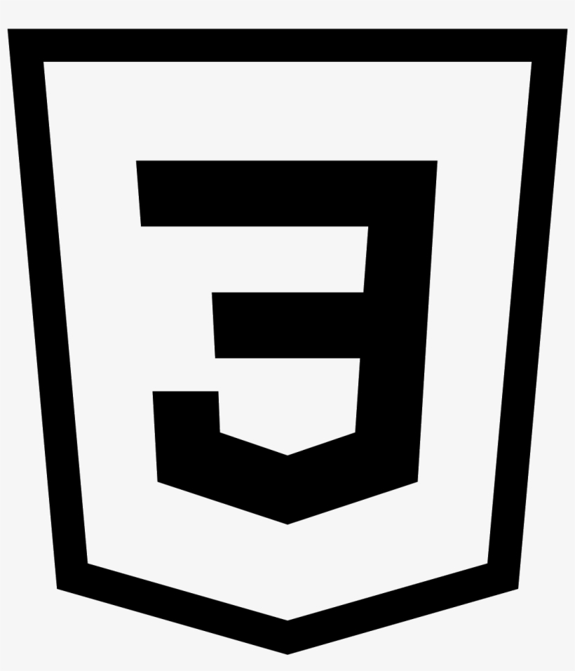 Css 3 Logo Png Clipart Royalty Free Library.
