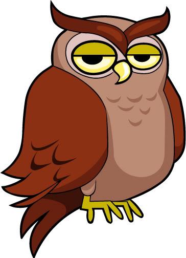 101+ Clipart Owl.