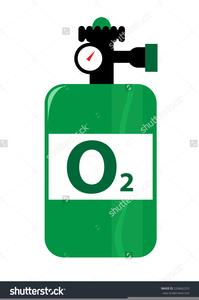 Clipart Oxygen Tank.