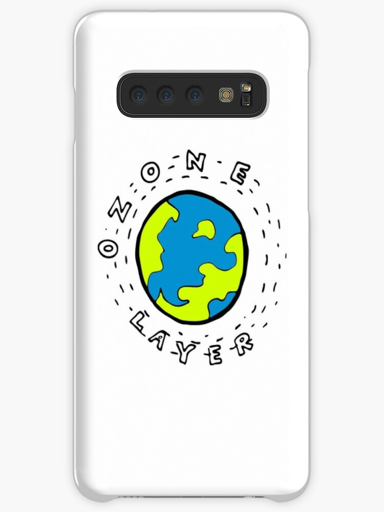 \'Earth\'s Ozone Layer Drawing Clipart\' Case/Skin for Samsung Galaxy by  AaronIsBack.
