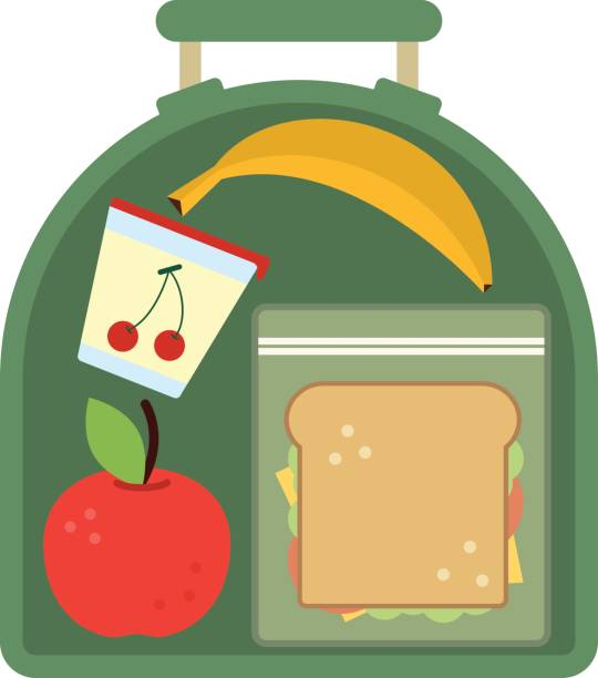Best Lunch Box Illustrations, Royalty.