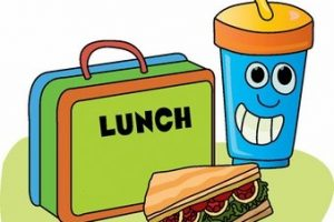Packed lunch clipart 3 » Clipart Station.