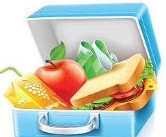 Packed lunch clipart 7 » Clipart Station.