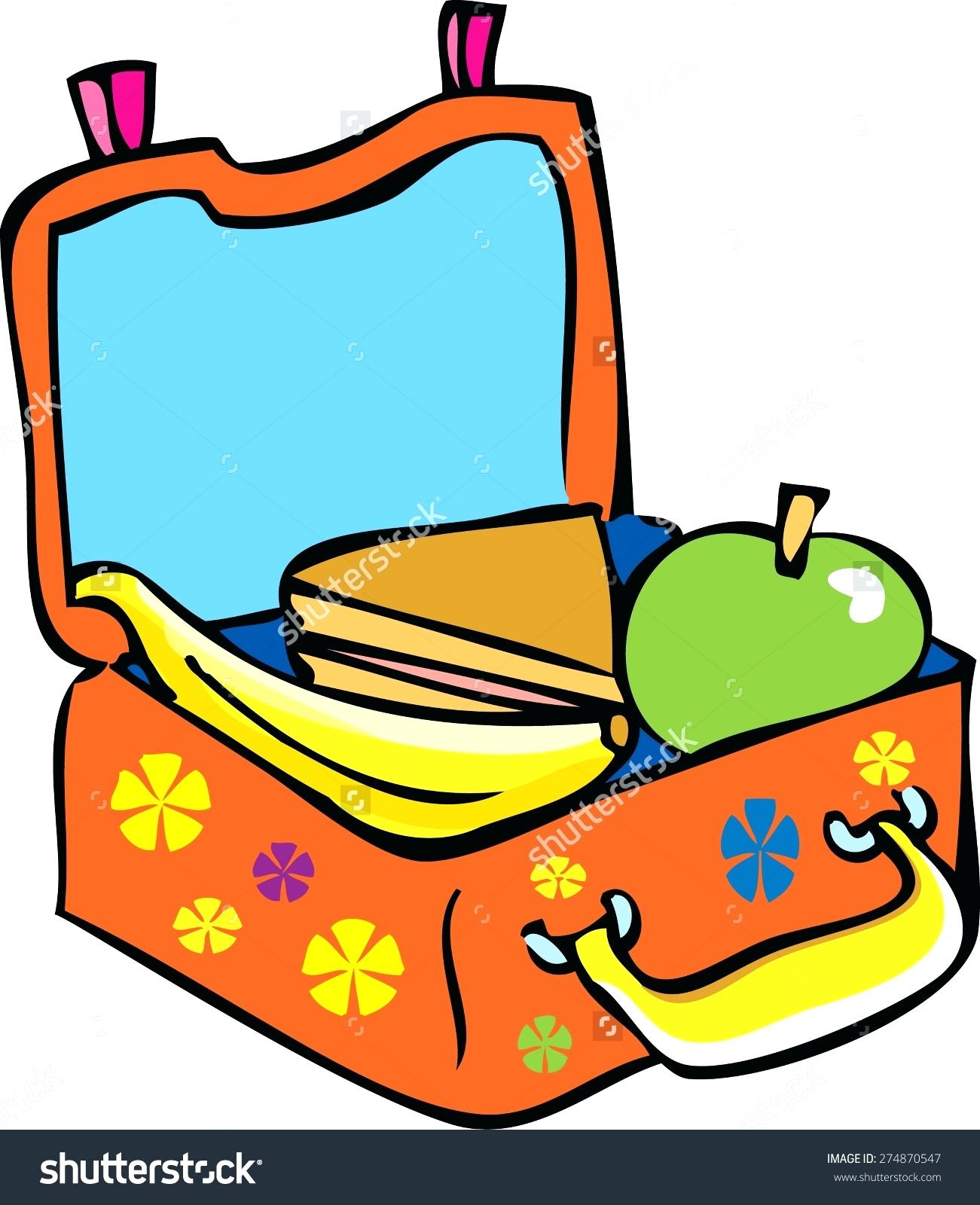 Clipart Packed Lunch & Free Clip Art Images #16387.