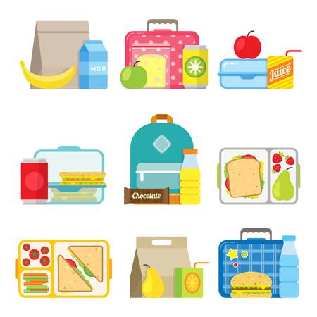 502 Packed Lunch Stock Illustrations, Cliparts And Royalty Free.