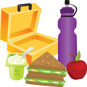 Packed lunch clipart » Clipart Portal.