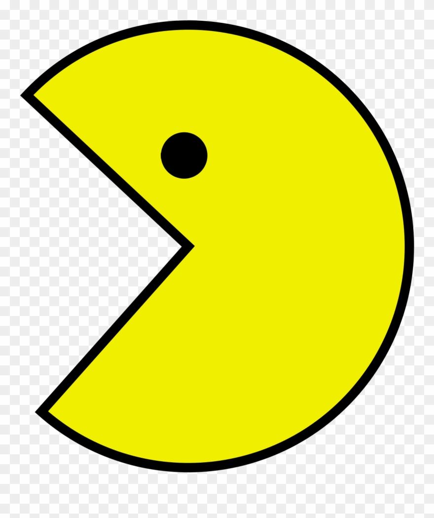 Left Pacman Png Clipart (#4985325).