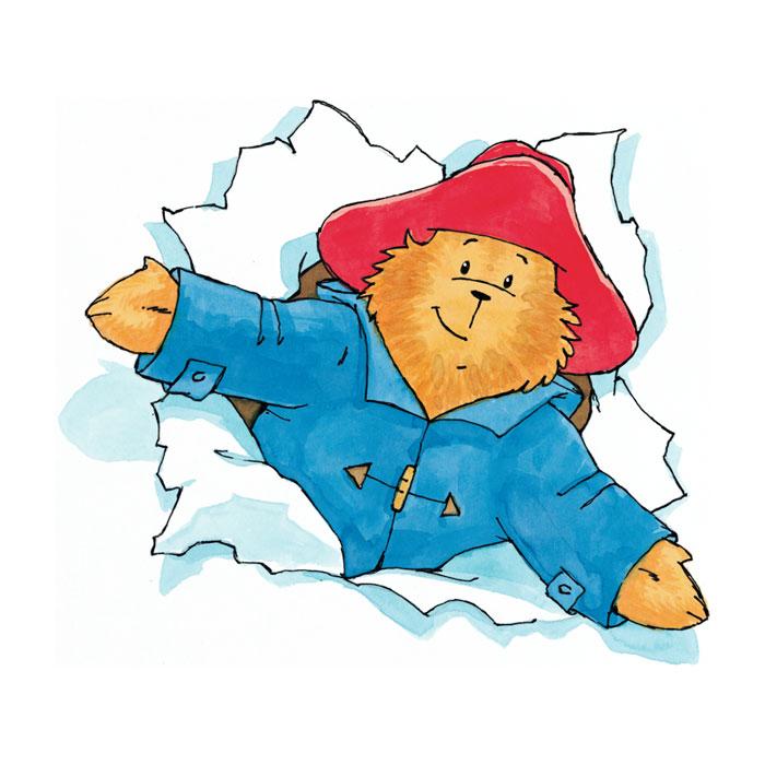 MORE Paddington Bear Wall Graphics from WALLS 360!.