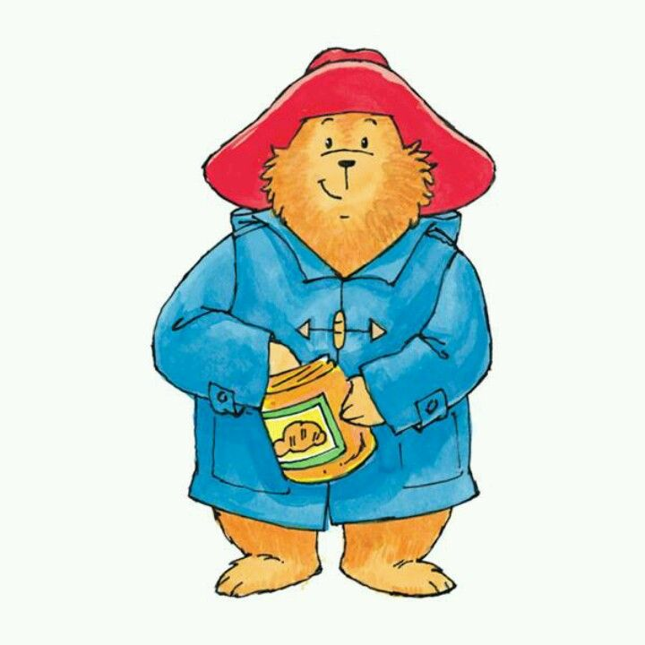 Padington bear, used to watch him all the time. :).