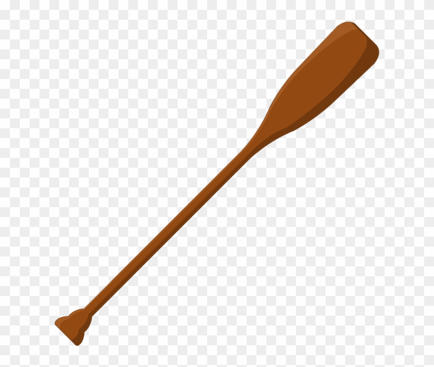 Rowing Paddle Clip Art.