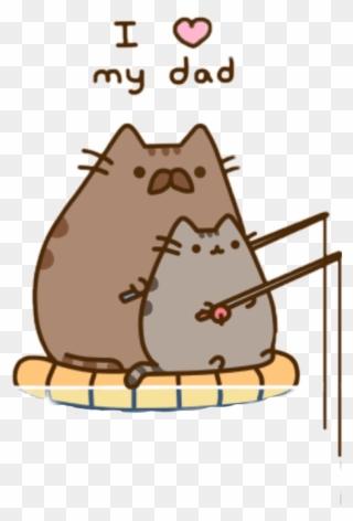 Pusheen Cat.