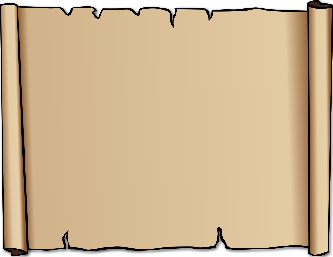 Scroll clipart page, Scroll page Transparent FREE for.