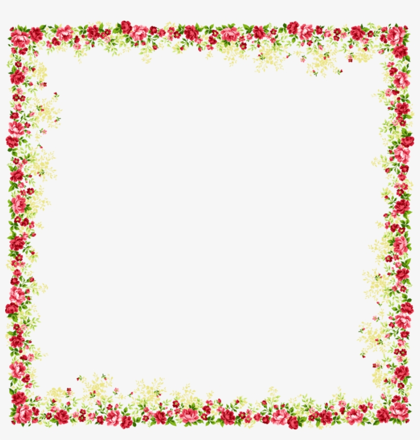 Floral Page Borders Free Download Clip Art.