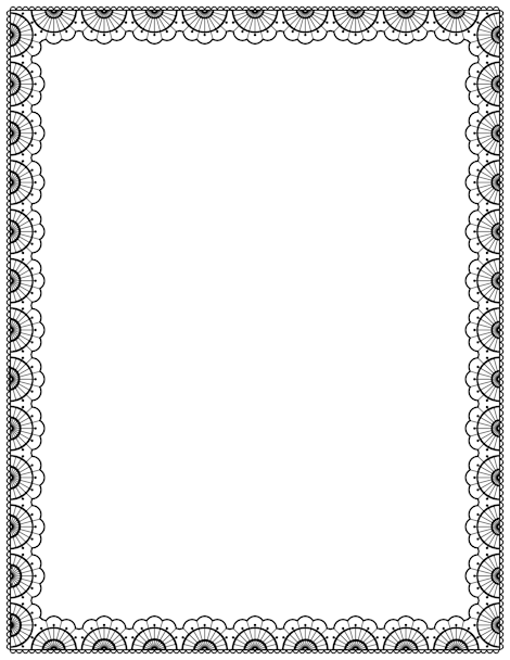 paper borders free download.