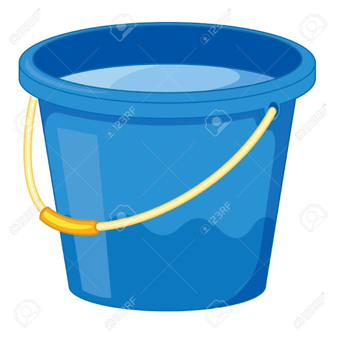 Pail of water clipart 1 » Clipart Station.