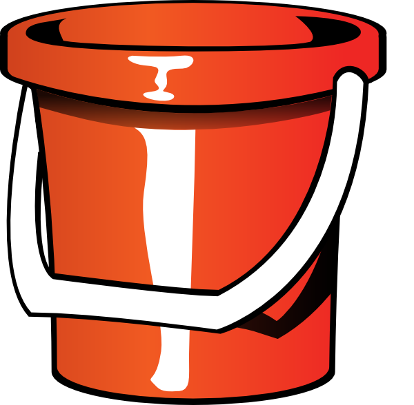 Bucket clipart pail, Bucket pail Transparent FREE for.