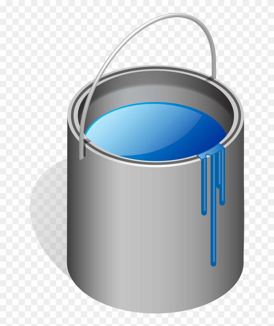 Paint Can Transparent Background Clipart (#298762).