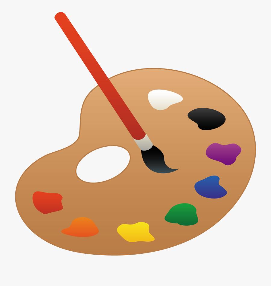 Paint Palette Clipart , Free Transparent Clipart.