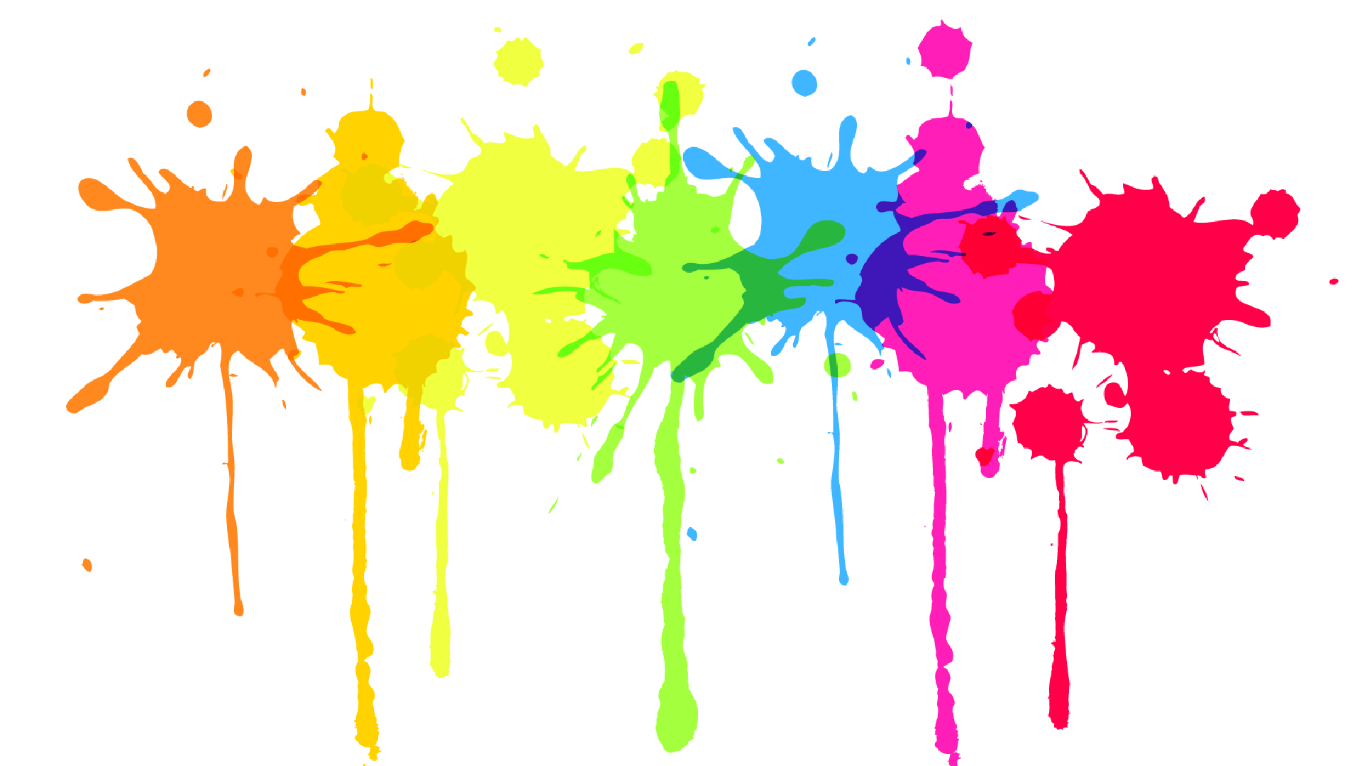Paint Splatter Clipart Panda Free Clipart Images in 2019.
