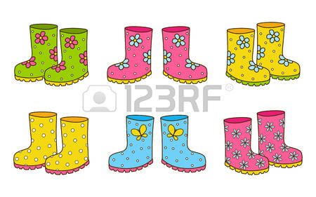 clipart shoes to color Clipground