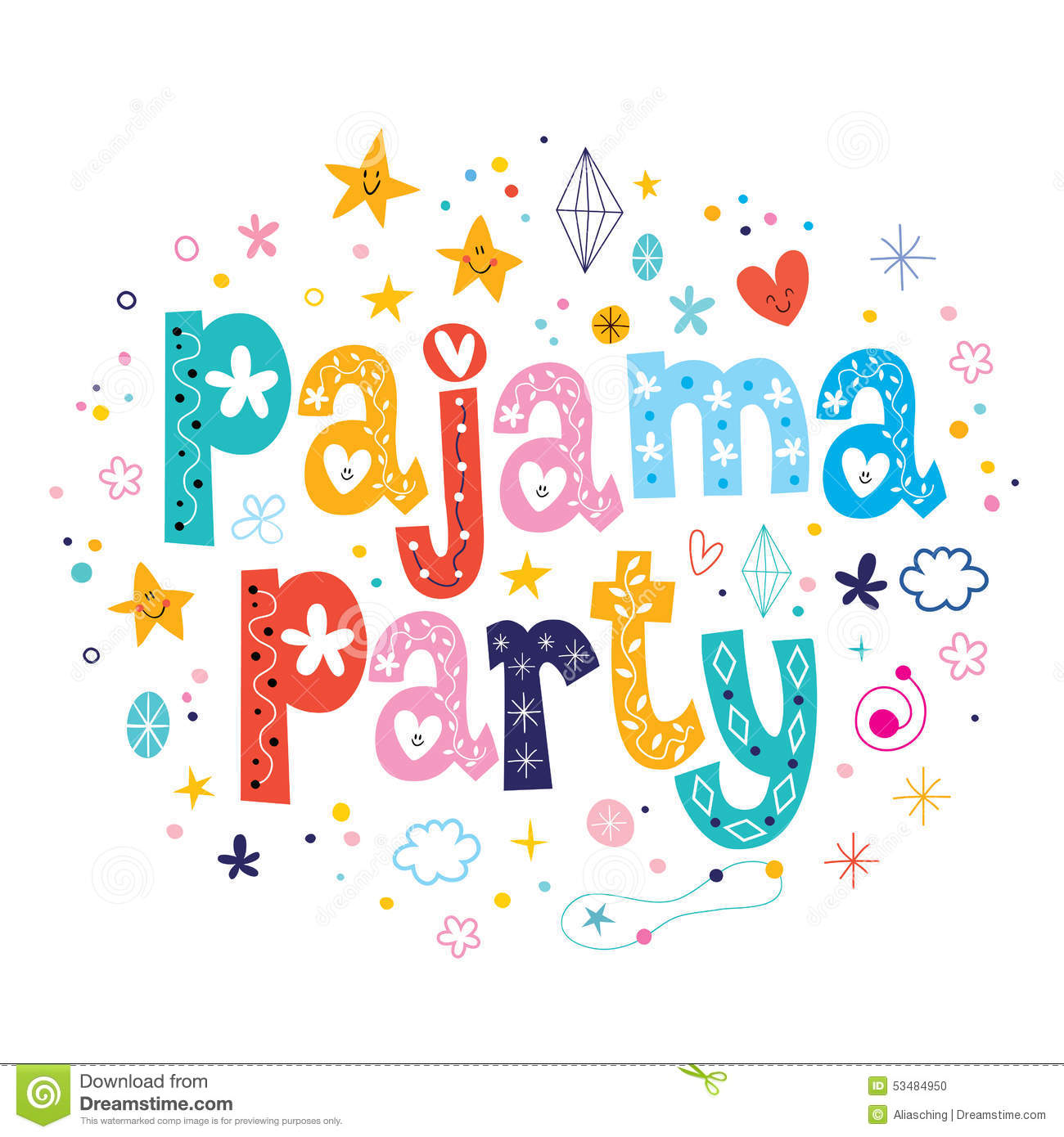 Pajama Party Clipart & Pajama Party Clip Art Images.
