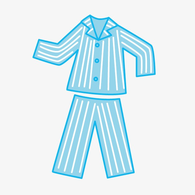 Clipart of pajamas 6 » Clipart Portal.