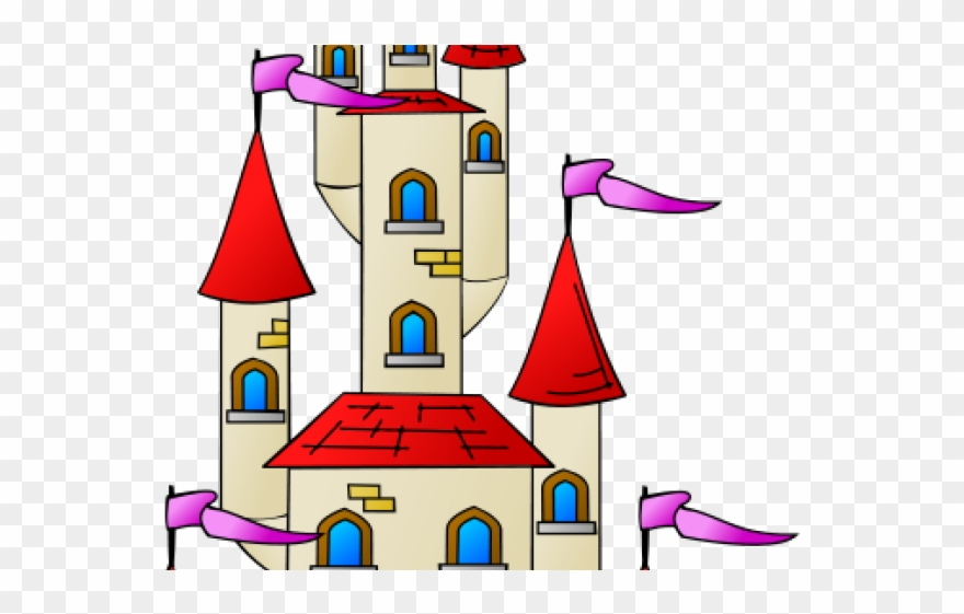 Palace Clipart Castle Wall.