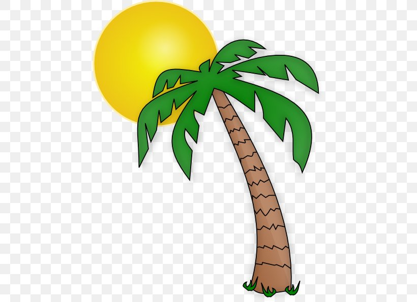 Clip Art Palm Trees Openclipart Image Vector Graphics, PNG.