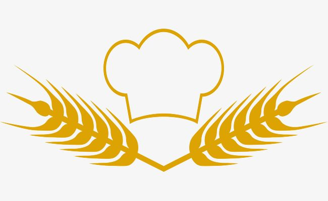 Yellow Wheat Bakery, Vector Png, Bakery, Wheat PNG.