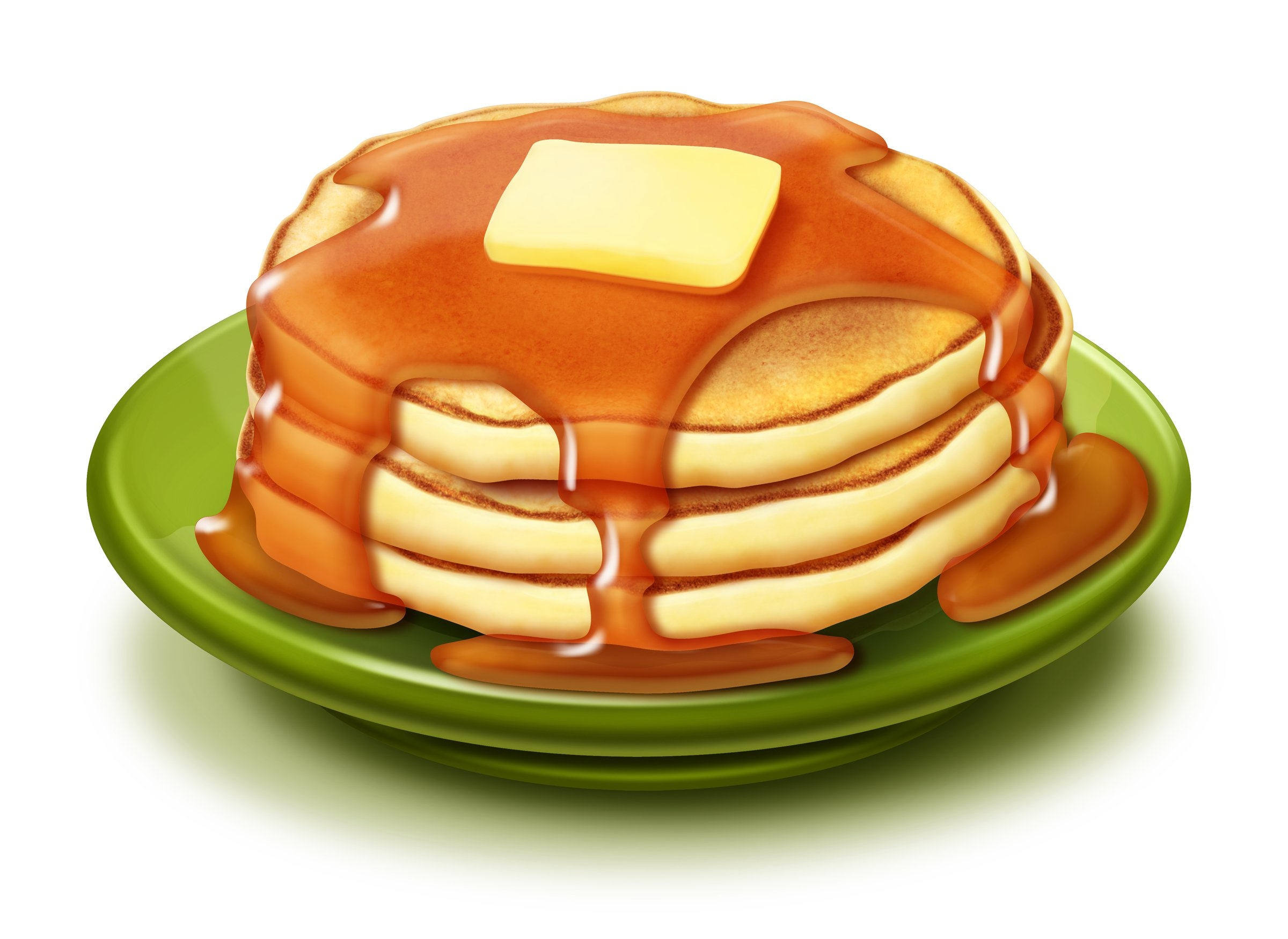 Pancakes clipart country breakfast, Pancakes country.